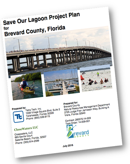 Save Our Lagoon Project Plan